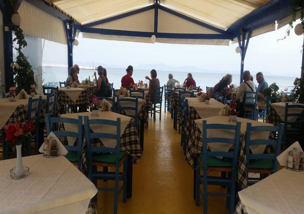 Apollon restaurant samos guide for Apollon greek and european cuisine